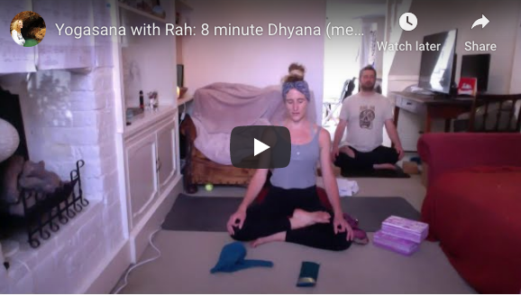 Yoga Meditation Dhyana Video