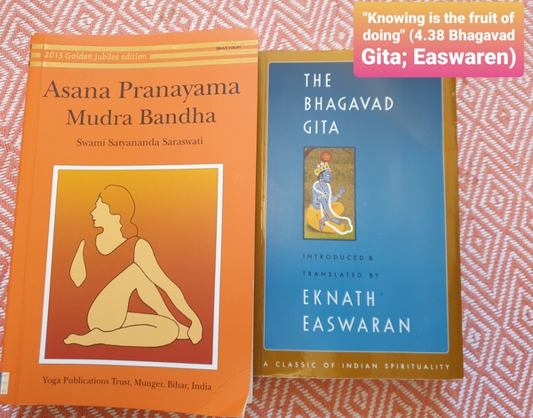 Reading Source Bhagavad Gita Easwaren
