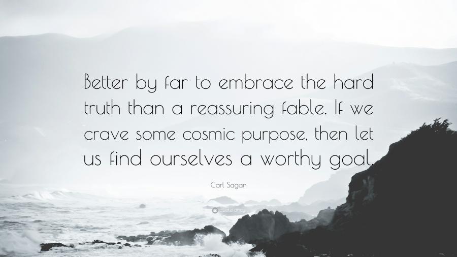 Carl Sagan quotefancy