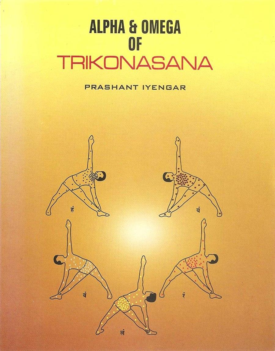 Sri Prashant Iyengar TRIKONASANA